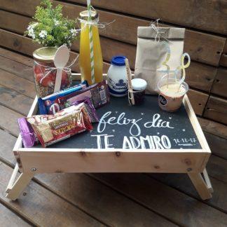 Mesa de desayuno a domicilio
