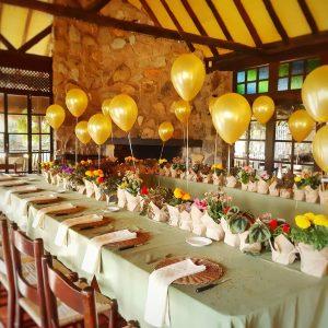 decoracion de fiestas en medellin con globos