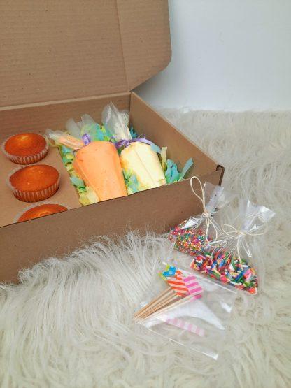 Cupcakes para preparar