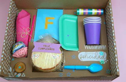 caja sorpresa de cumpleaños